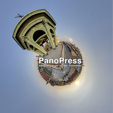 Wordpress Plugin for 360° Panoramas with Flash & HTML 5